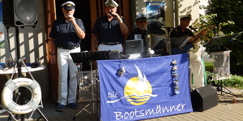 Seemannsfest im Seniorenheim Schleusinger Straße